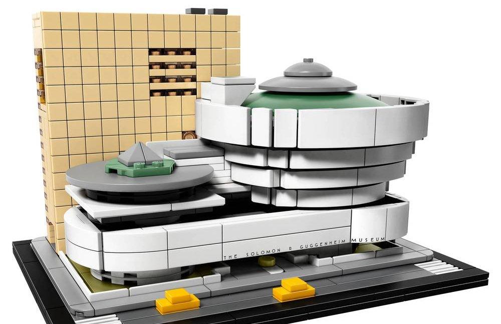 Nova igračka za arhitekte: Gugenhajmov muzej u kockicama