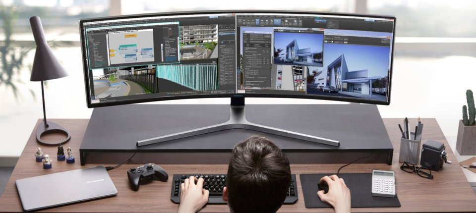 Idealan za arhitekte: Ovo je najširi monitor na svetu
