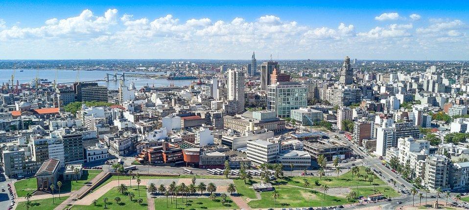 Montevideo, jedno putovanje