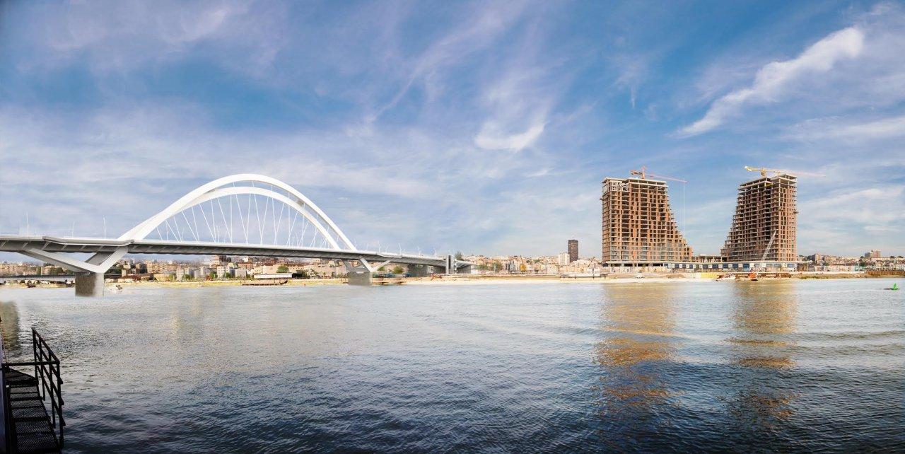 Otkrivamo detalje idejnog projekta novog beogradskog mosta na Savi