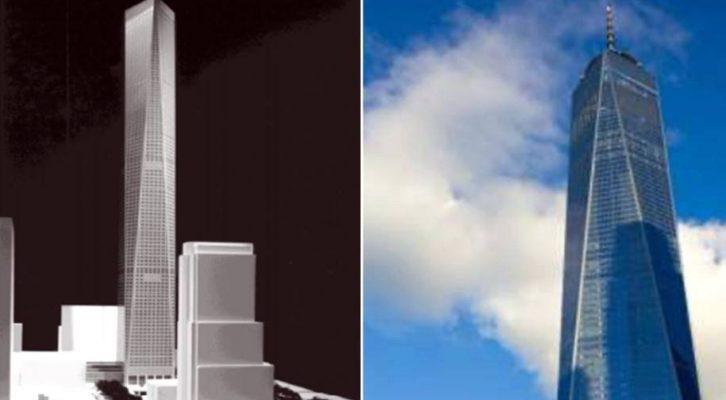Zgrada Svetskog trgovačkog centra u Njujorku je plagijat?