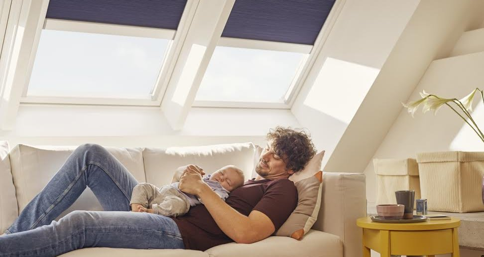 Zašto su roletne važne (i) za krovne prozore?