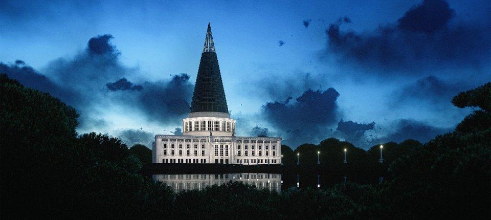 Ovako je trebala da izgleda Plečnikova Katedrala Slobode u Ljubljani