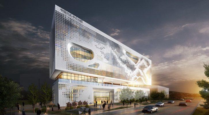 Pogledajte kako će izgledati Kineski kulturni centar u Beogradu