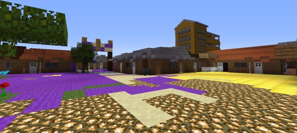 Kako Minecraft pomaže u projektovanju javnih površina