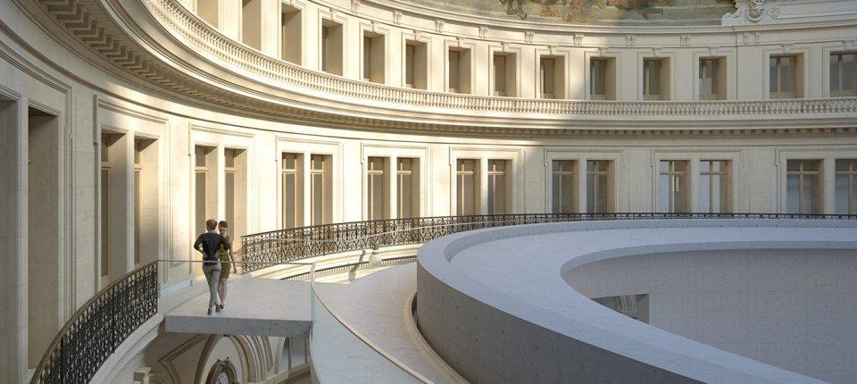 Unutar istorijske građevine u Parizu gradi se nesvakidašnji muzej