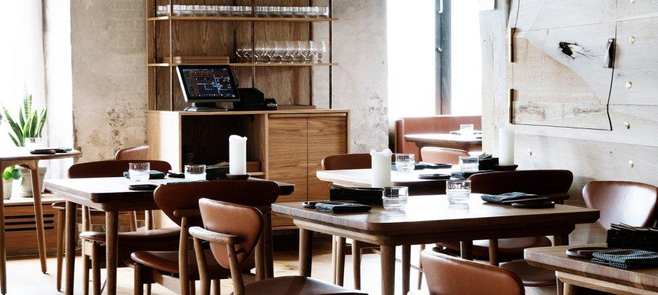 Snøhetta renovirala enterijer restorana nekadašnje Nome u Kopenhagenu