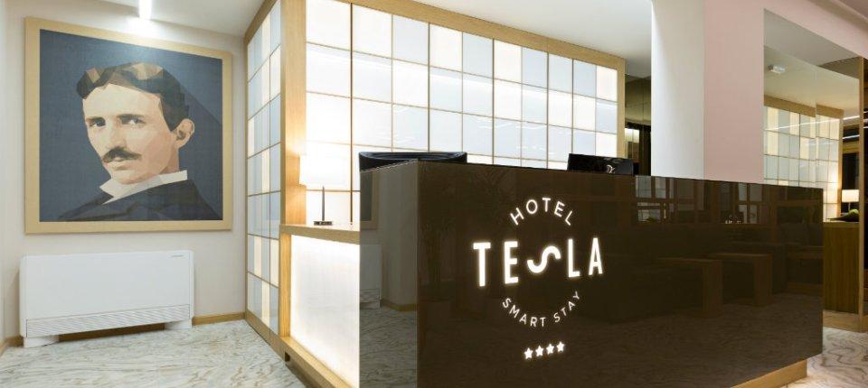 Zavirite unutar novog beogradskog hotela posvećenom Nikoli Tesli