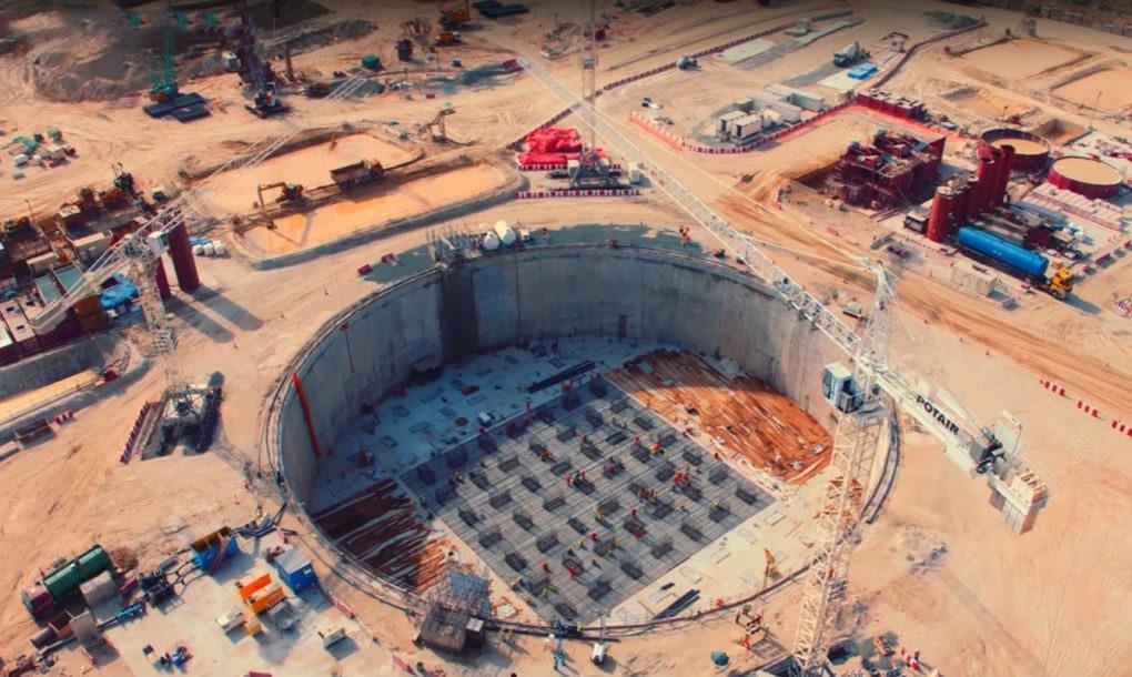 Ovako izgleda megagradilište nove najviše zgrade na svetu