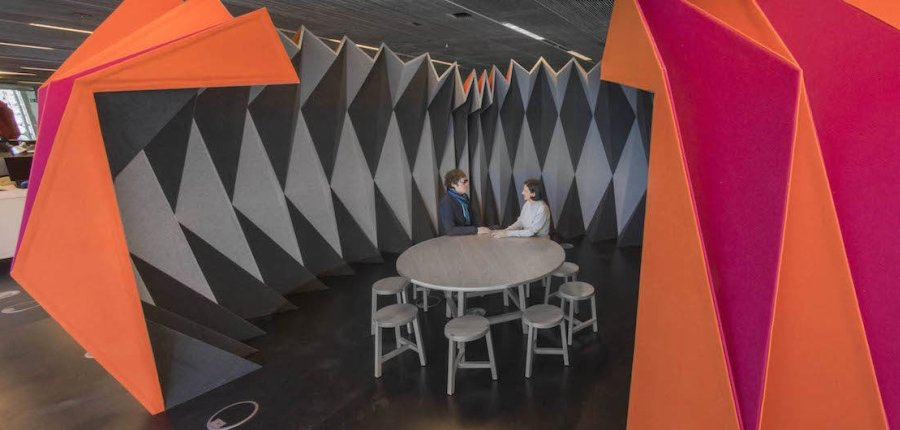 Mobilna soba za sastanke koja garantuje mir i tišinu