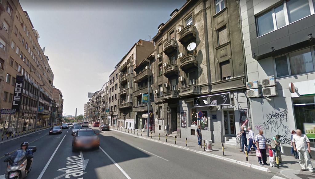 Poziv Za Rekonstruckiju Fasada U Centru Beograda