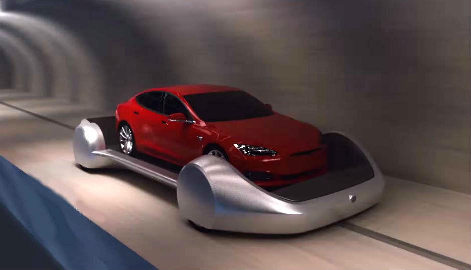 Uskoro ćemo se u automobilima voziti kao na traci