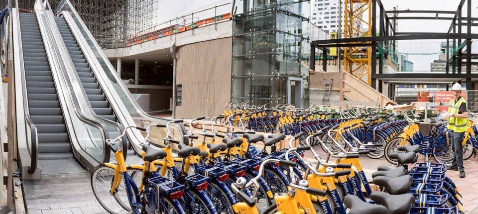 Najveća biciklistička garaža na svetu otvorena u Holandiji