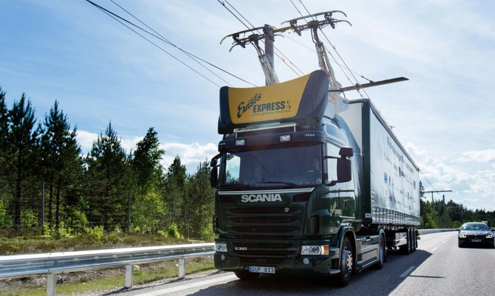 Nemačka elektrifikuje auto-puteve za teretna vozila
