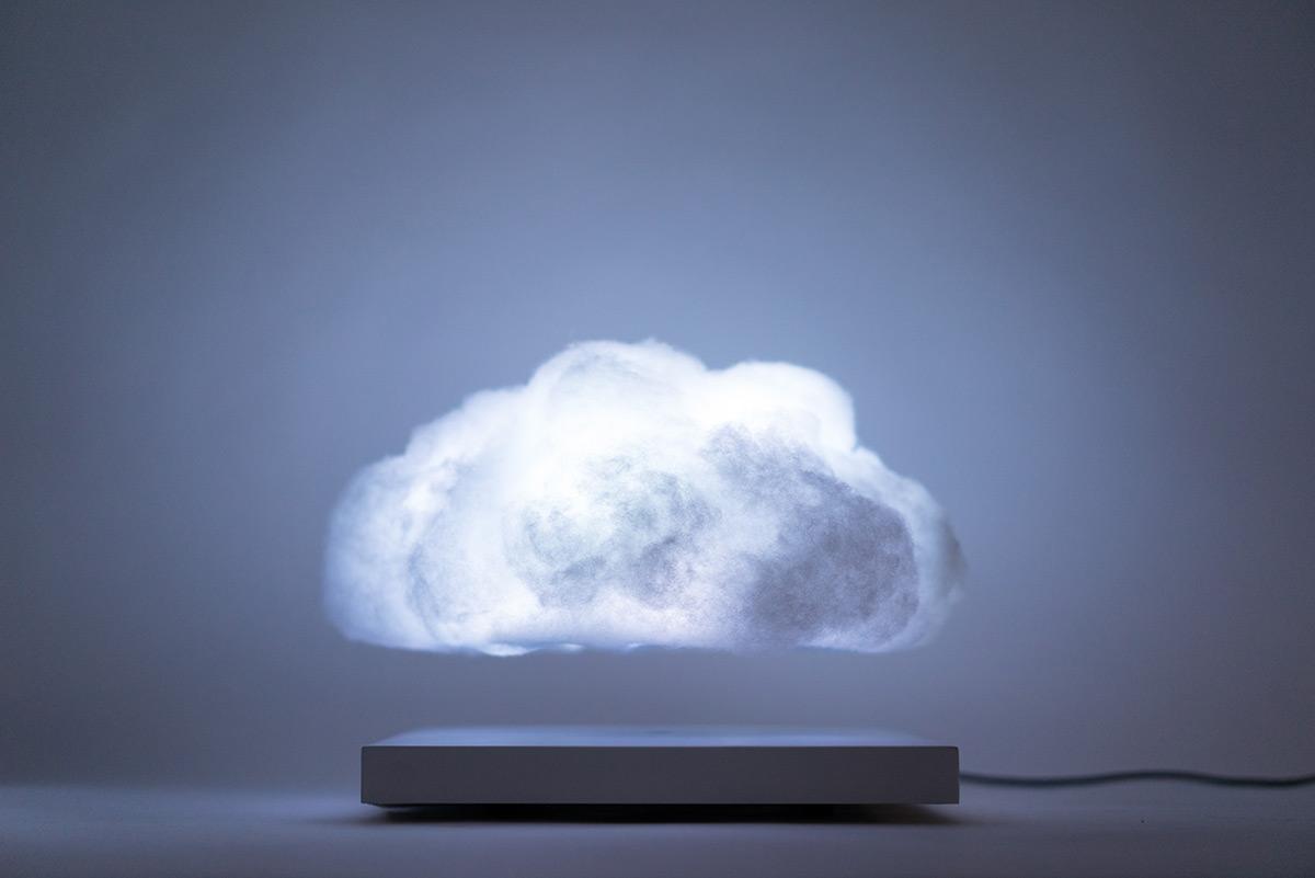 Dekorišite dnevni boravak – oblakom!