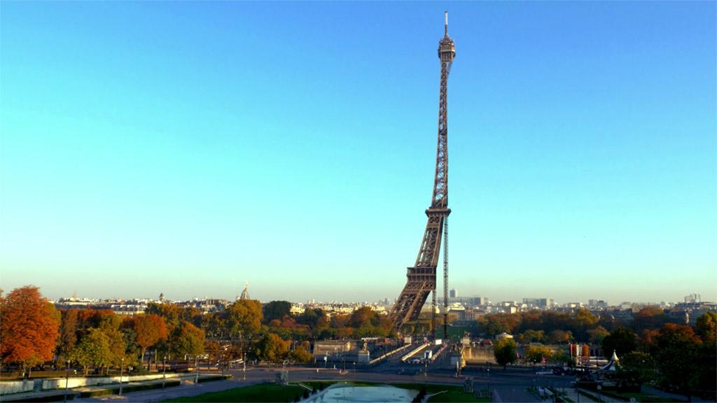 Kako bi Pariz izgledao kao grad kulisa
