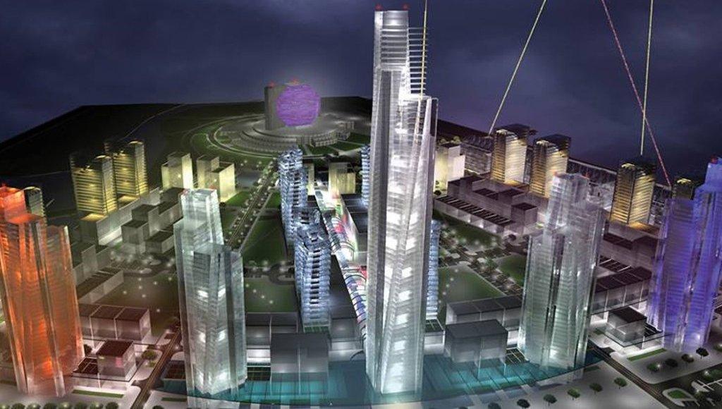 Tesla grad: Dva miliona kvadrata po 500 evra