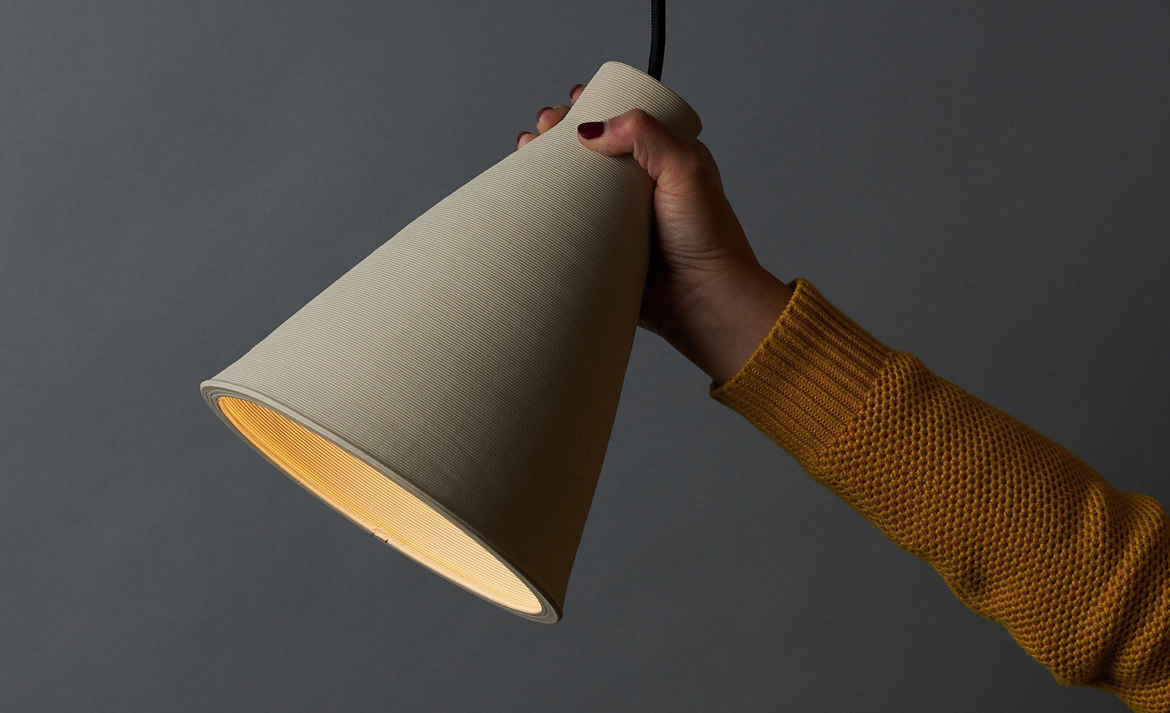 Ove keramičke lampe vajaju se na malo drugačiji način