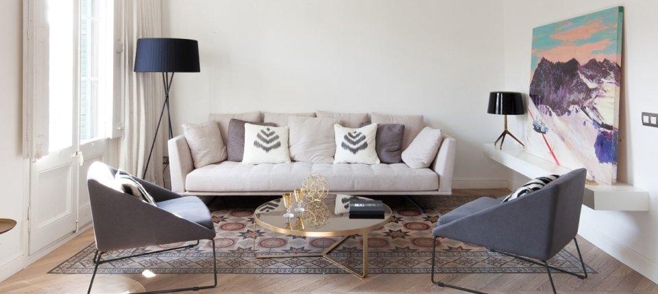 Kako je renoviran stan u Barseloni uz zadržavanje tradicionalnih elemenata
