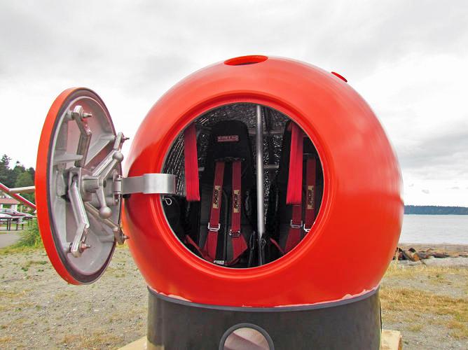 Kapsula za preživljavanje prirodnih katastrofa za sve one koji nisu pobegli na vreme