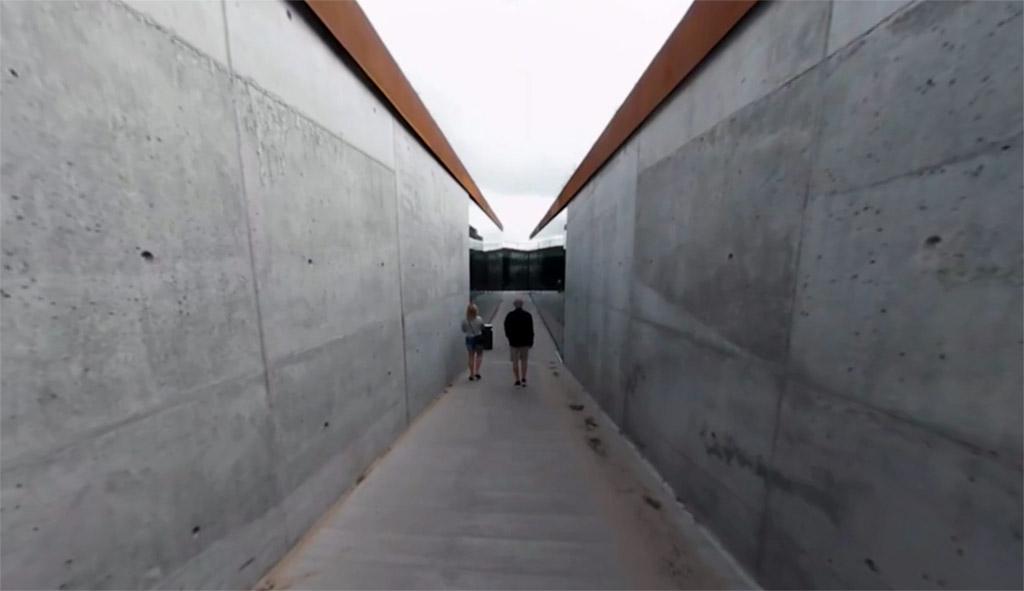 Prošetajte nacističkim bunkerom koji je pretvoren u muzej