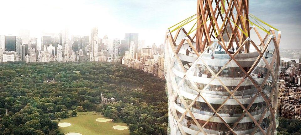 Zida se toranj od 217 metara usred njujorškog Central parka?