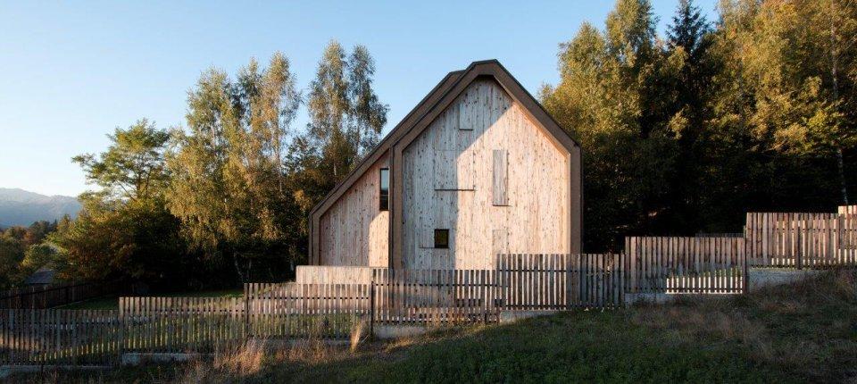 Pasivna kuća u Kolašinu inspirisana plastom sena