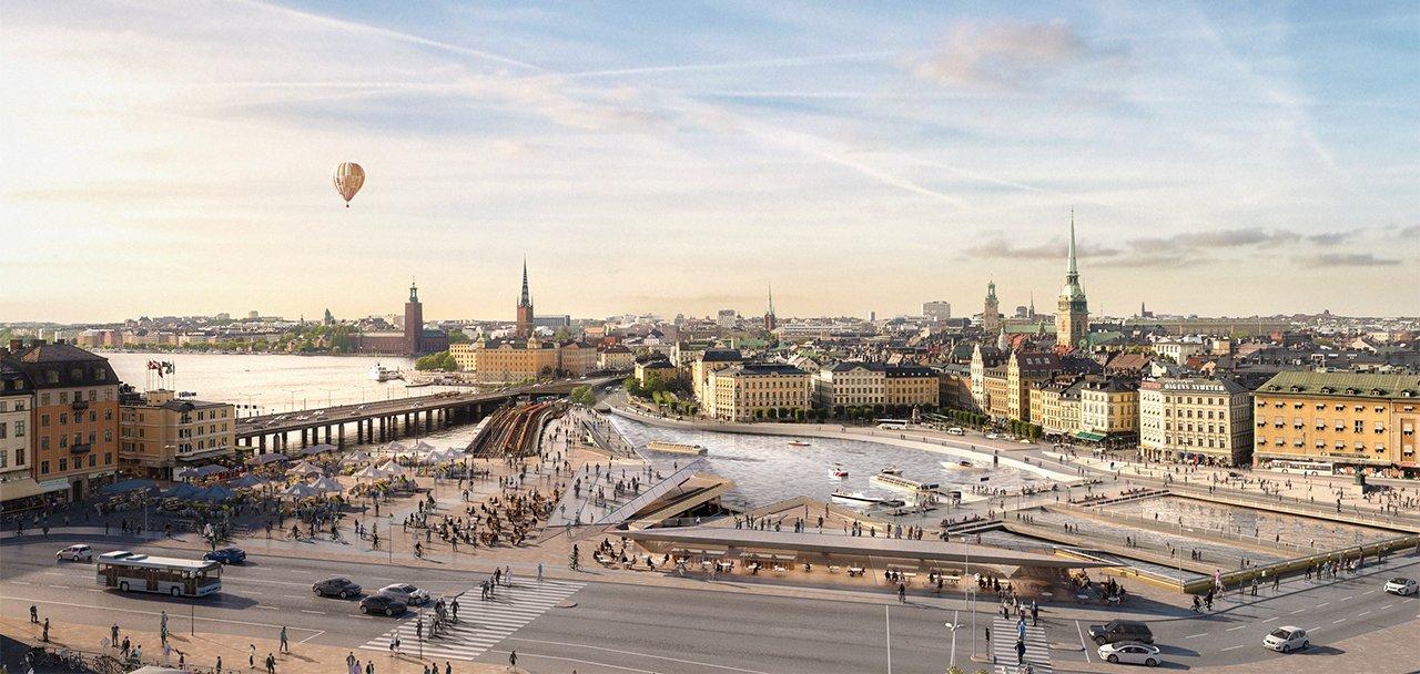 Stokholm izbacuje automobile iz centralne gradske zone