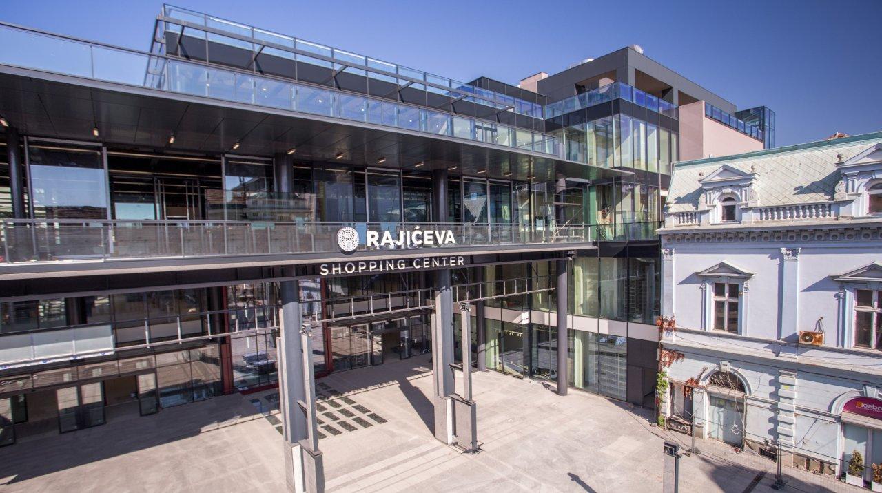 Otvoren tržni centar Rajićeva u najužem centru Beograda