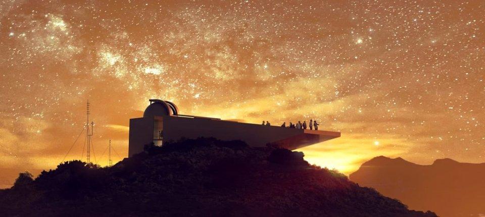 Opservatorija inspirisana Zvezdanim ratovima gradi se na Kipru