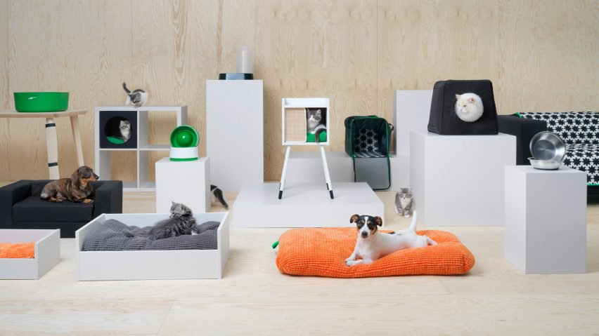 Ikea predstavila prvu liniju nameštaja za kućne ljubimce