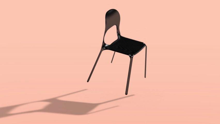 Spremna za Mars! Ovako izgleda stolica teška svega 500 grama