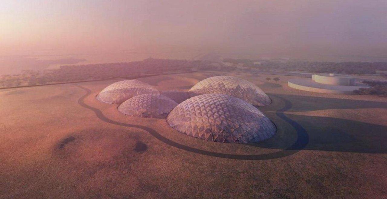 Gradi se Mars na Zemlji