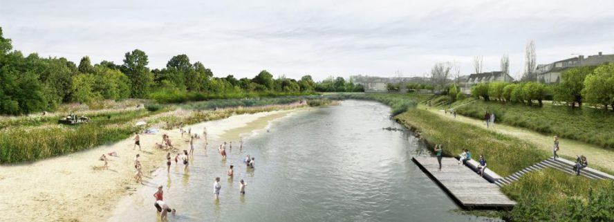 Ovako će izgledati priobalje reke u Rumuniji