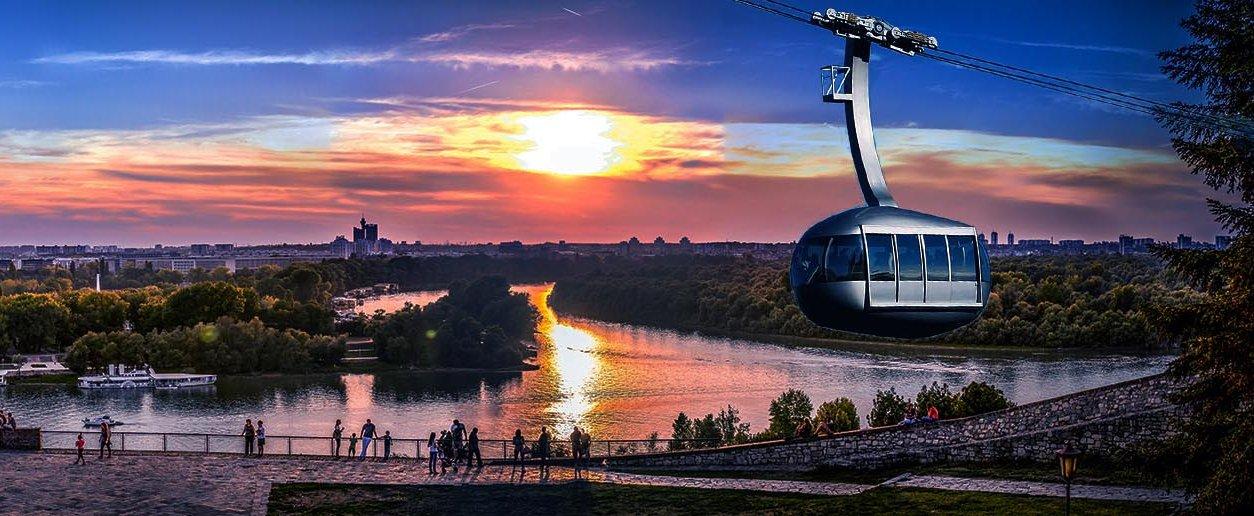 Gondola kao novi javni gradski prevoz u Beogradu?