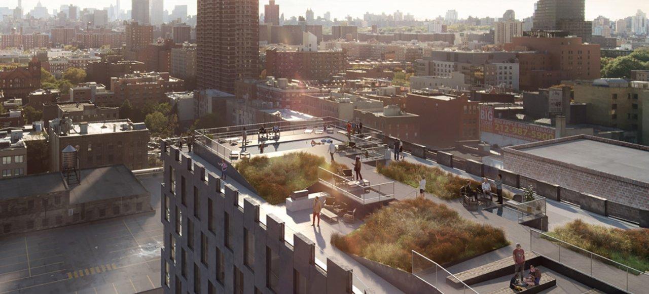 Nova zgrada BIG-a lebdeće nad postojećim objektom