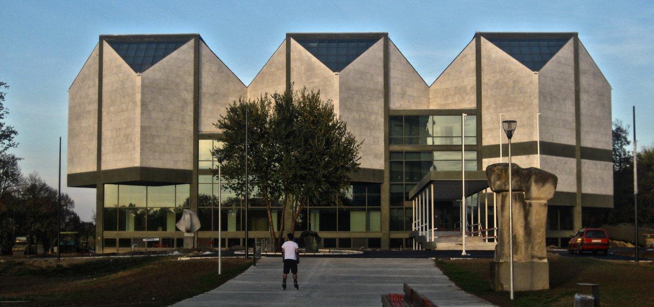 Kristal na Ušću: Rekonstruisana zgrada Muzeja savremene umetnosti