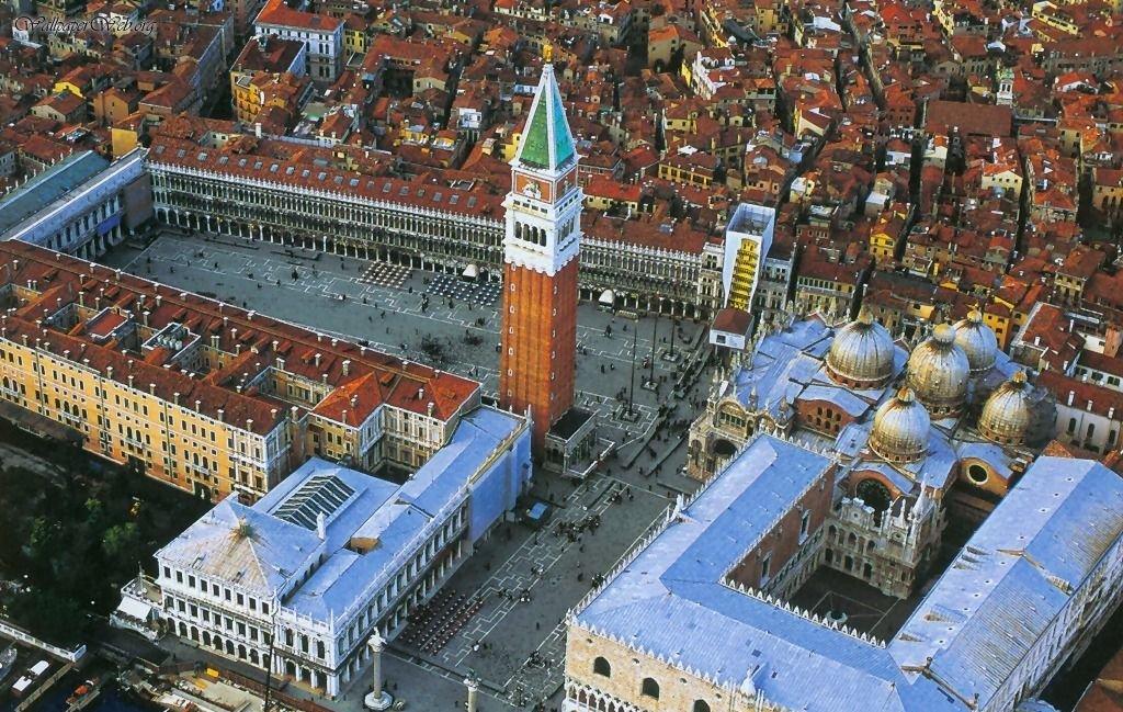 Dejvid Čiperfild rekonstruiše građevine na Trgu svetog Marka u Veneciji