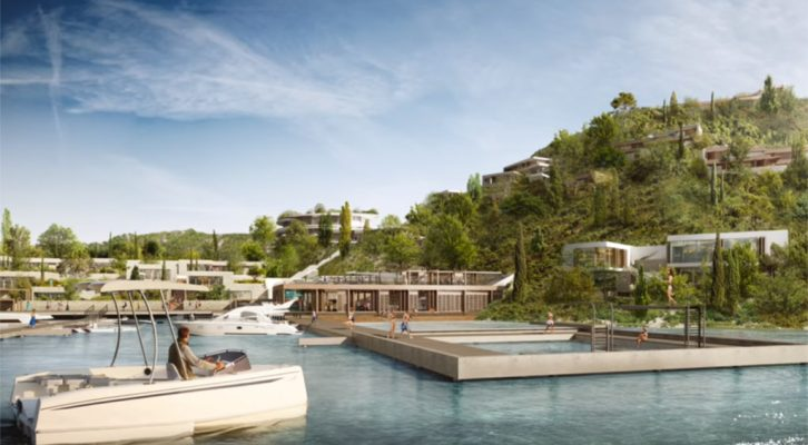 Na Skadarskom jezeru niče ekološki turistički kompleks