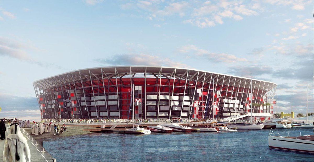 Svetsko prvenstvo igraće se na demontažnom stadionu od transportnih kontejnera
