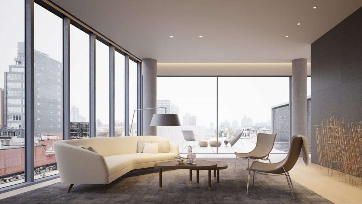 Ovako će izgledati penthaus prve zgrade Tadao Andoa u Njujorku