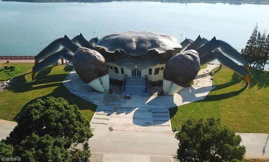 Izgleda da ipak nema kraja čudnim objektima u Kini