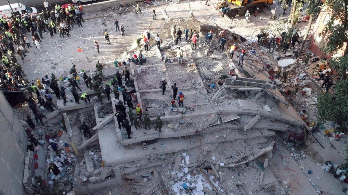 Što je zemljotres srušio, investitori će poravnati