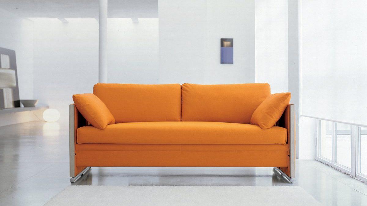 Magična sofa koja se pretvara u krevet na sprat