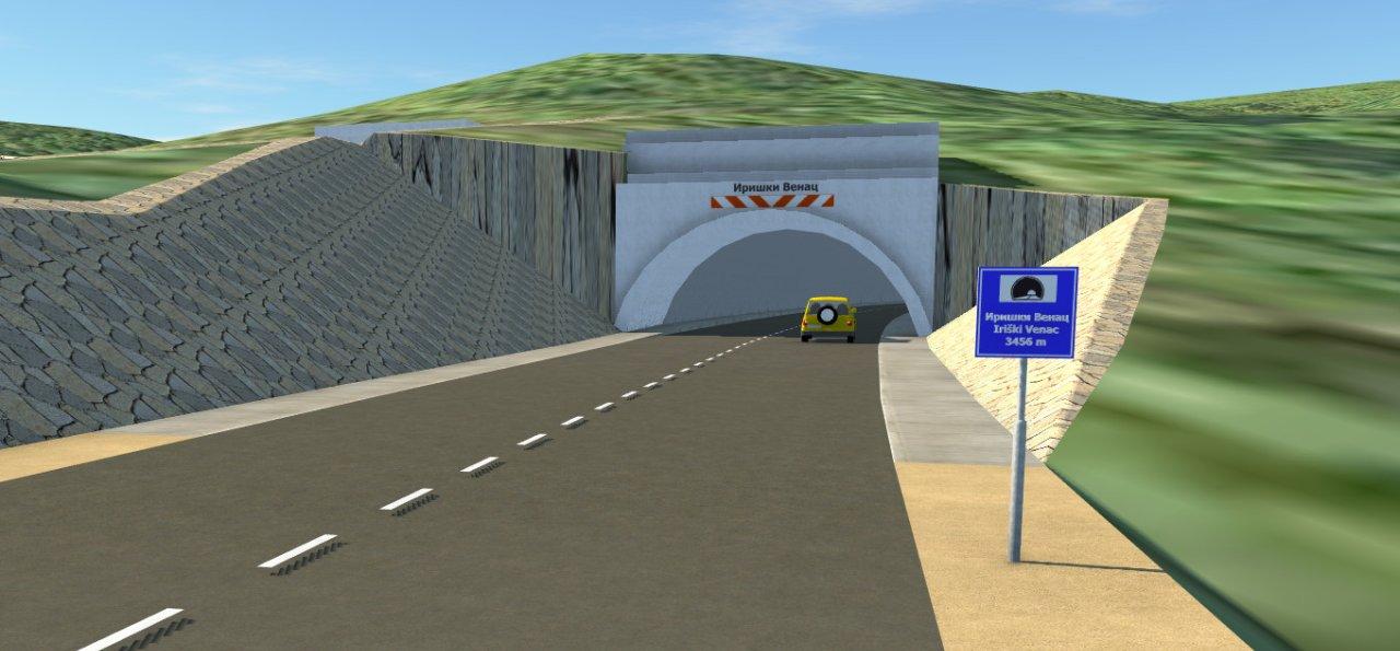 Najduži tunel u Srbiji biće u Vojvodini?