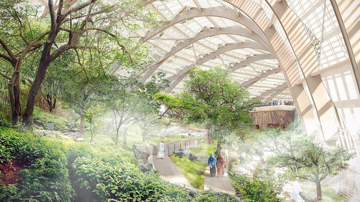 Ovako će izgledati najveća ekološka oaza na planeti
