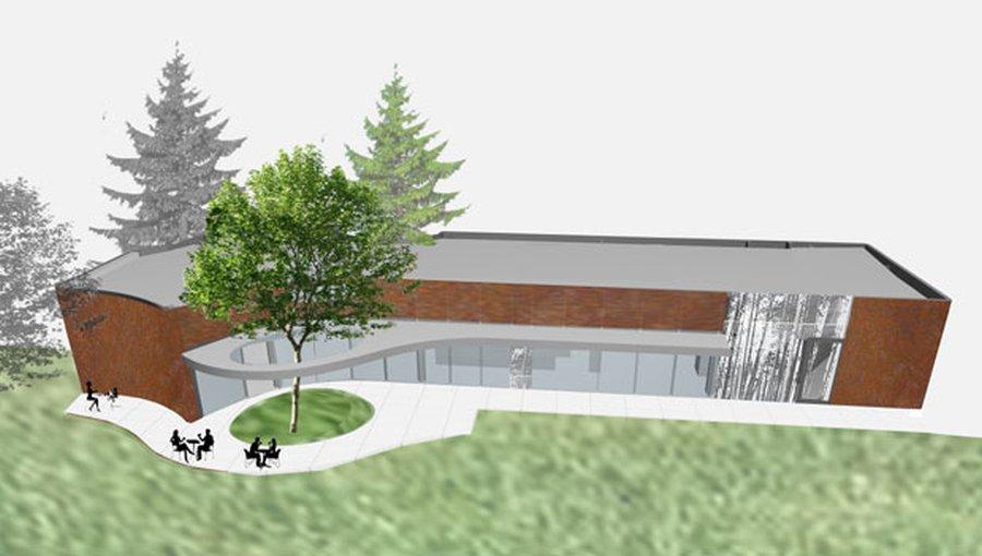 Ovako će izgledati novi centar za posetioce Muzeja Jugoslavije