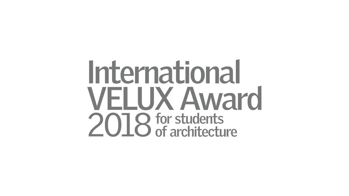 Internacionalna VELUX nagrada za studente arhitekture 2018.