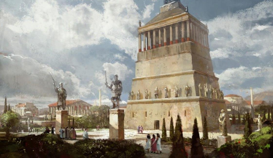 Kako je mauzolej dobio svoje ime