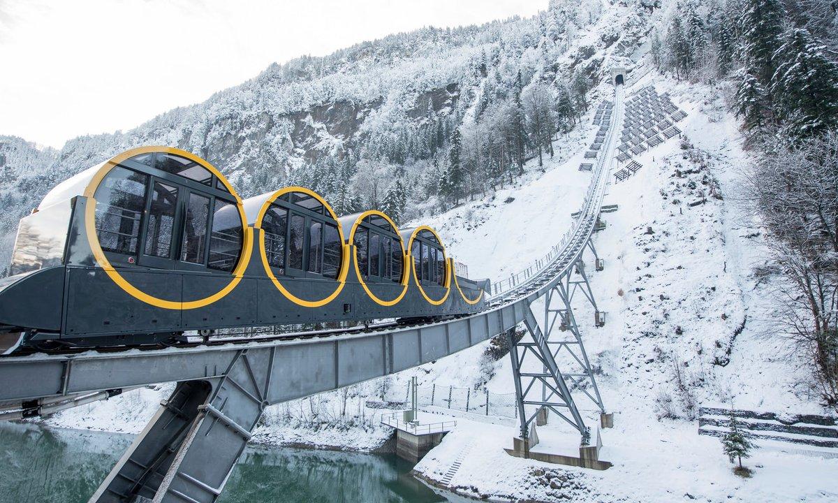 U Švajcarskoj otvorena najstrmija žičara na svetu